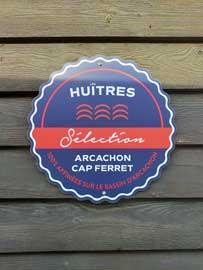 "Logo-Austern ""Sélection"""