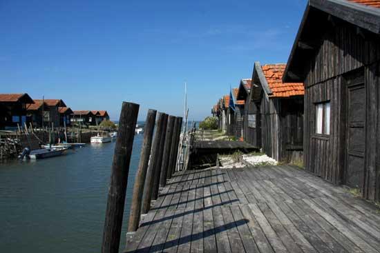 Der Austernhafen Le Canal