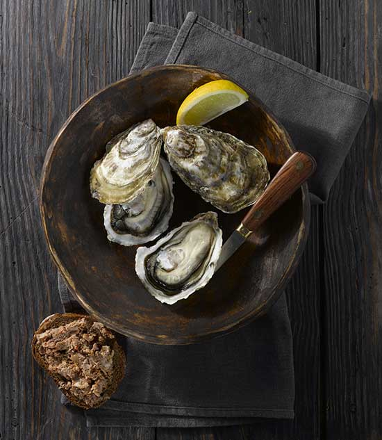 Degustar las ostras de Arcachón Cabo Ferret